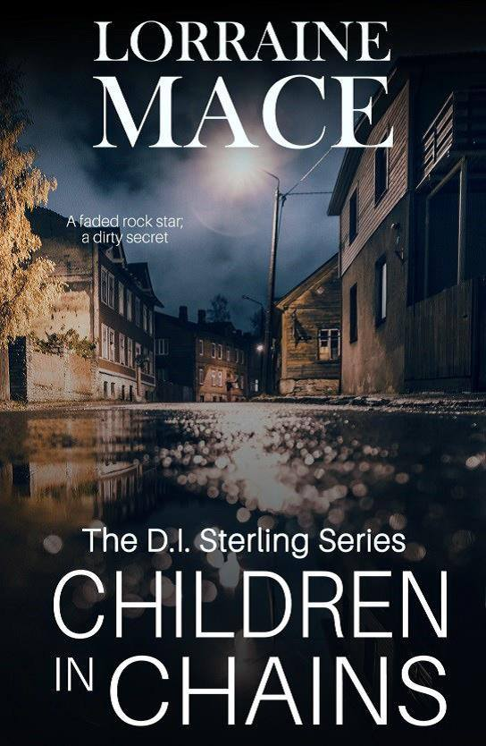 The second in the series,  Children in Chains , is    available for pre-order now   .