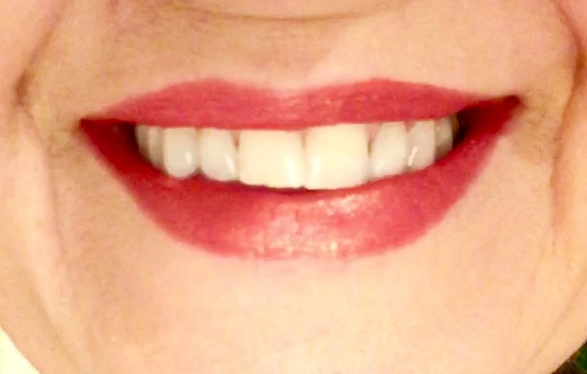 Mac Cosmetic's Bling Thing Liquid Lipcolour in Frickin' Brilliant