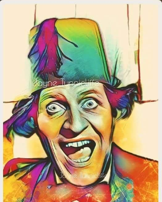 Tommy Cooper by Jayne Tunnicliffe