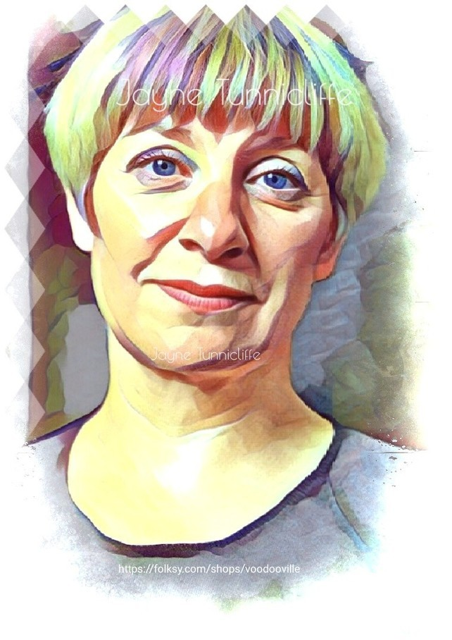 Victoria Wood by Jayne Tunnicliffe