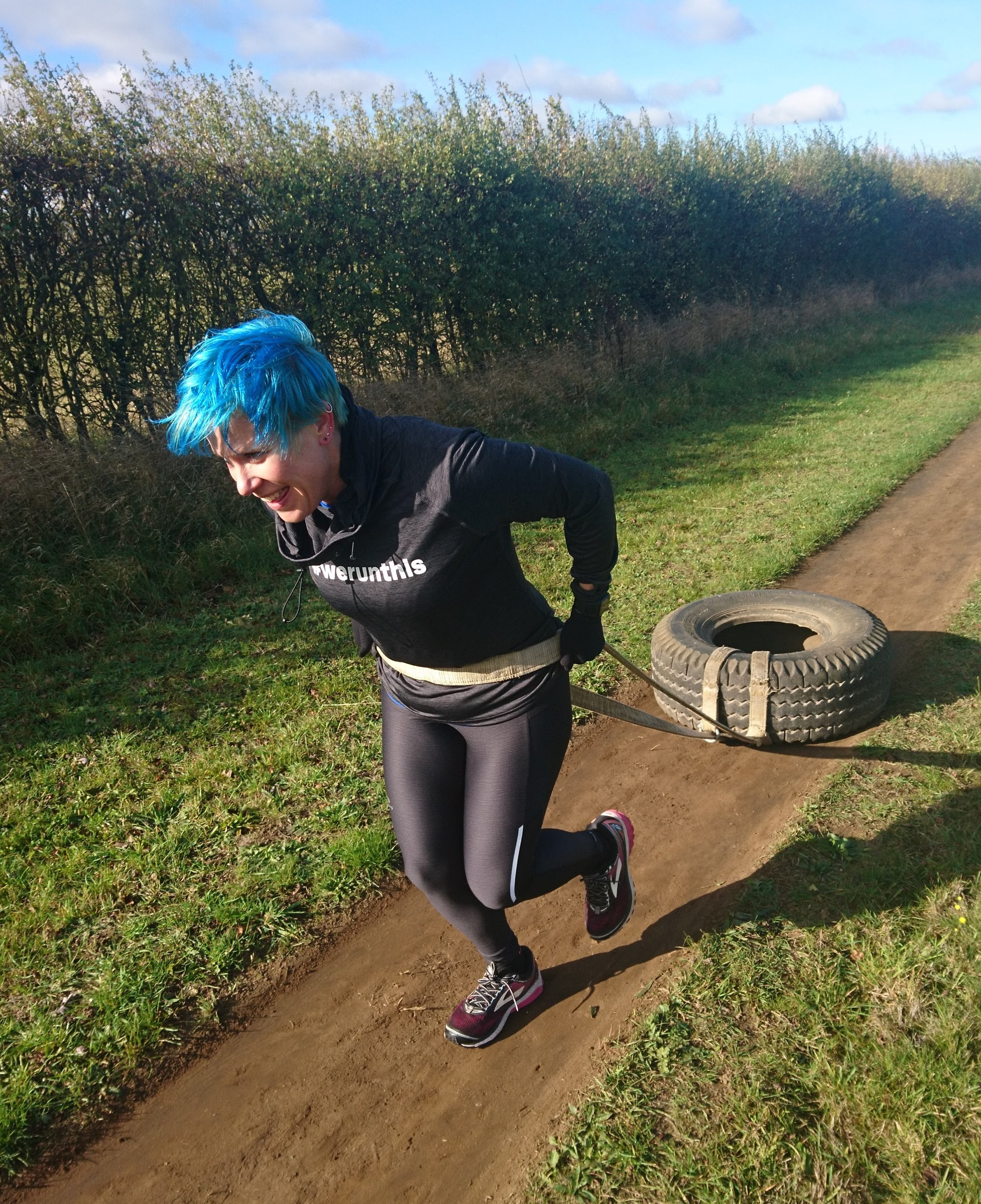 Emma Brunel Smith Oxford Wellness Running