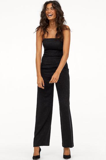 H&M Conscious Jacquard weave jumpsuit.jpeg