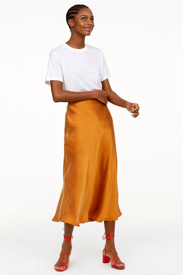 H&M Conscious silk calf-length skirt.jpeg