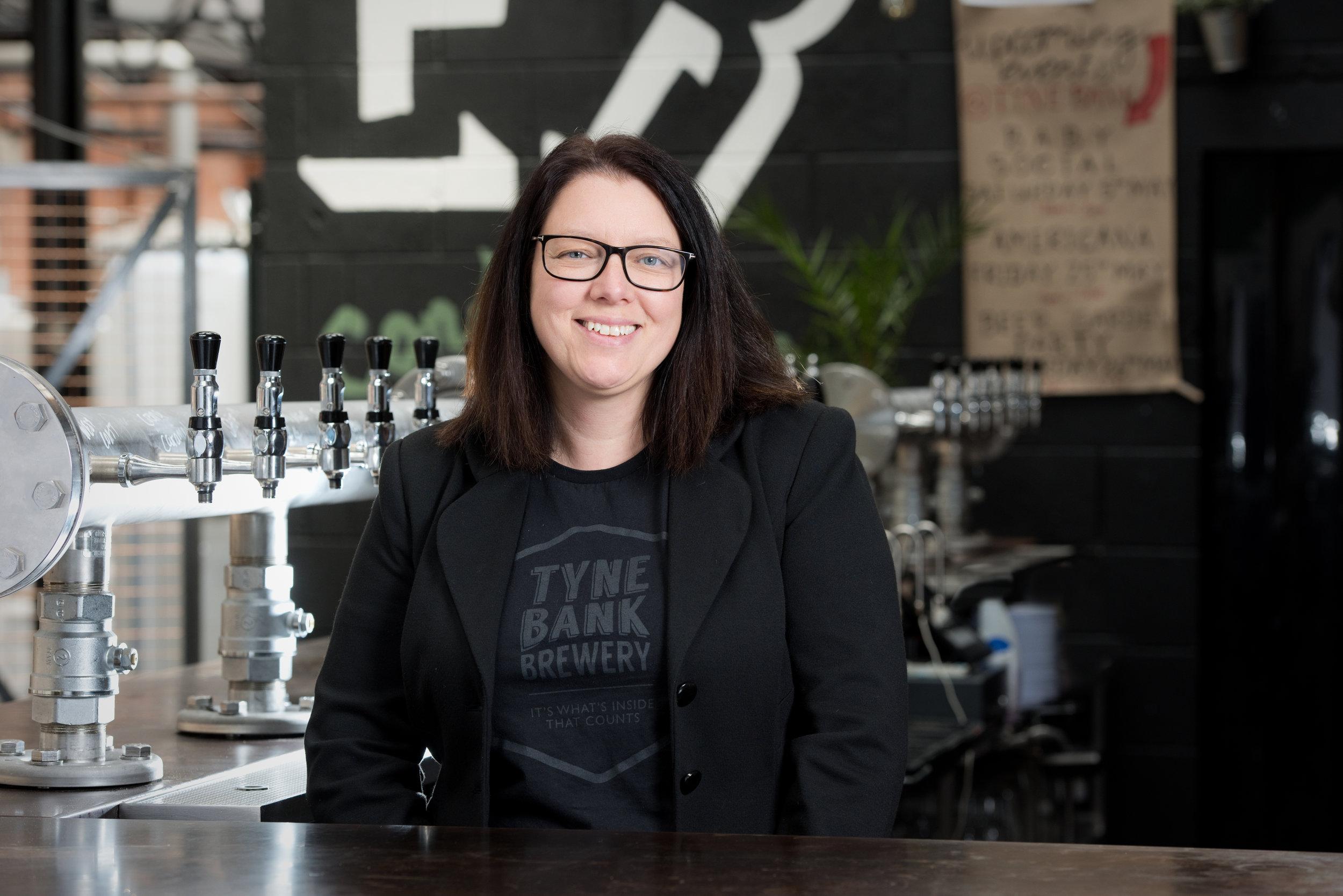 Julia Austin Tyne Bank Brewery & Tap