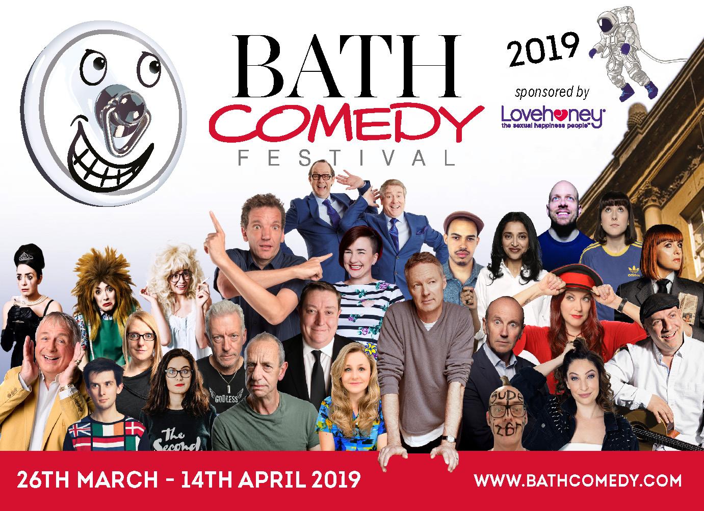 Bath Comedy Festival