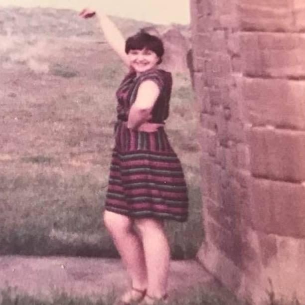 Me aged 16