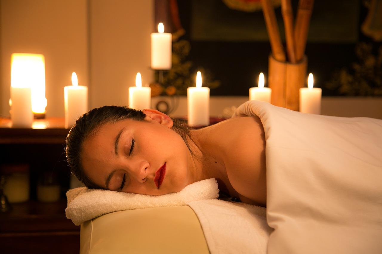 massage for menopausal women