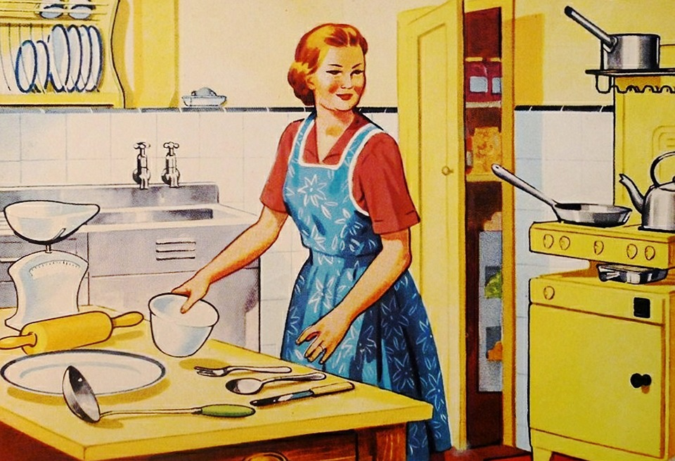 Retro-Wife-Family-Woman-Housewife-Kitchen-Cooking-1321078.jpg