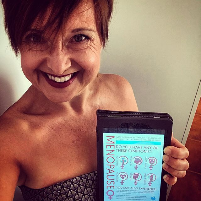 A sneaky #lnowyourmenopause selfie before our anniversary dinner.  Too many women suffer menopause symptoms without knowing what's happening to their bodies. Join the #KnowYourMenopause campaign to break the taboo and stop women suffering because of ignorance. Download a poster from tinyurl.com/KYMeno or /KYMWal for a Welsh version * * * * * * * * * * * * * * * * * #womenempoweringwomen #womenempowerment #womensupportingwomen #girlpower #empoweringwomen #women #menopause #perimenopause #womenshealth #selfcare #menopausesymptoms #MenopauseSupport #Menopause #womensupportingwomen #healthyaging #strongwomen #postmenopause #happy #menopausesupport #pausitivity #selflove