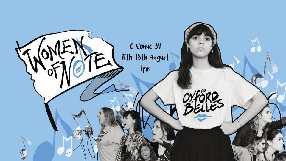 Sourced from: https://tickets.edfringe.com/whats-on/oxford-belles-women-of-note