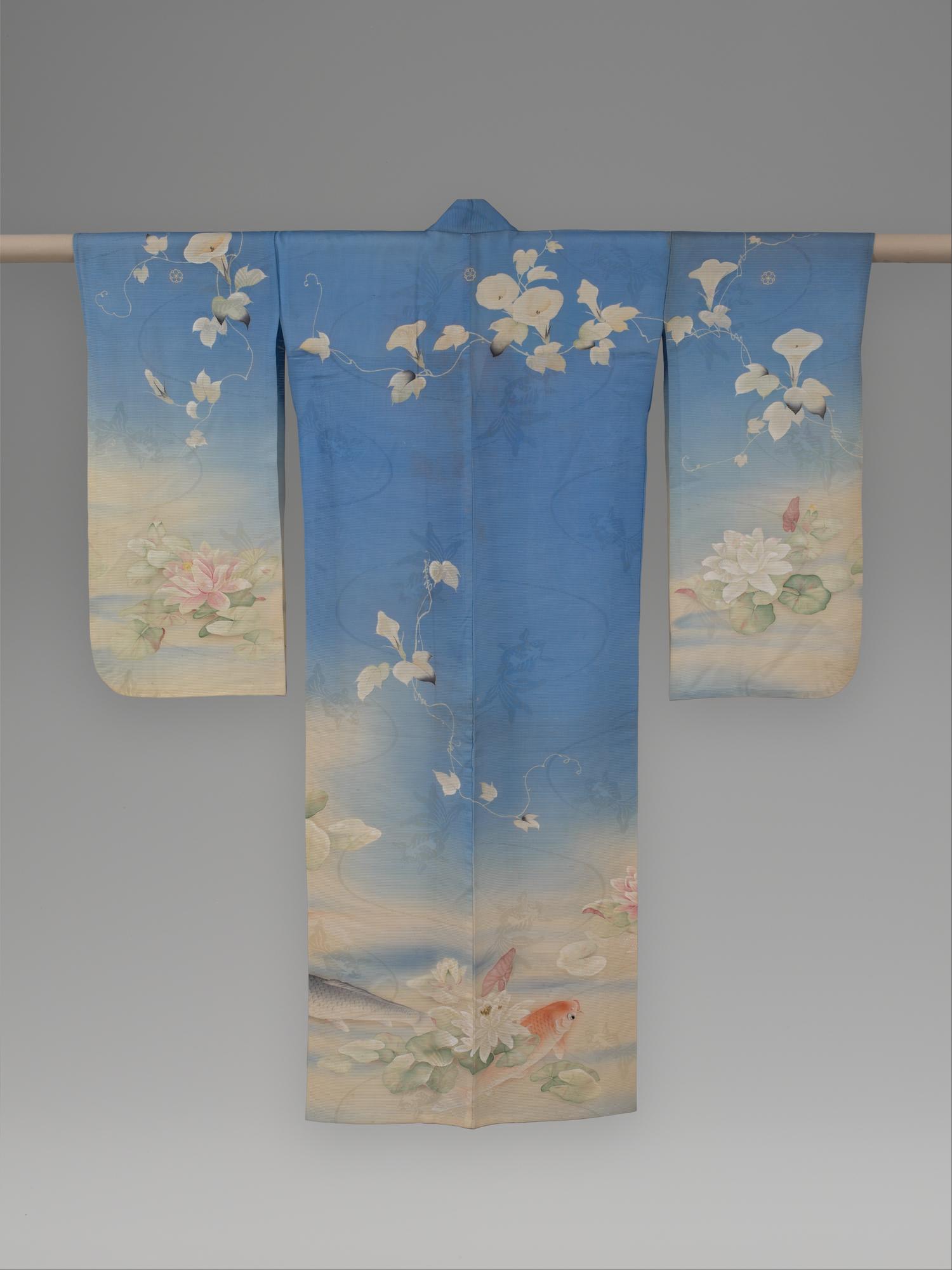 Summer kimono, 1876