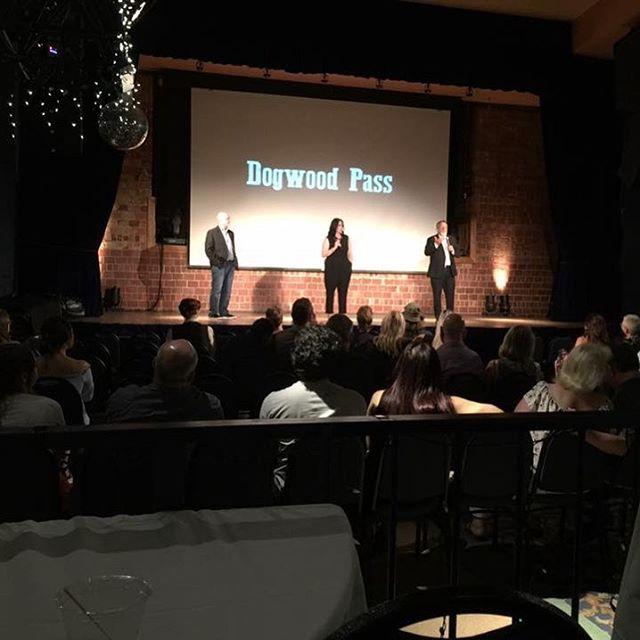 'Twas a magical premiere @dogwoodtheseries #Western #Silver #Deceit #Murder #ComingSoon