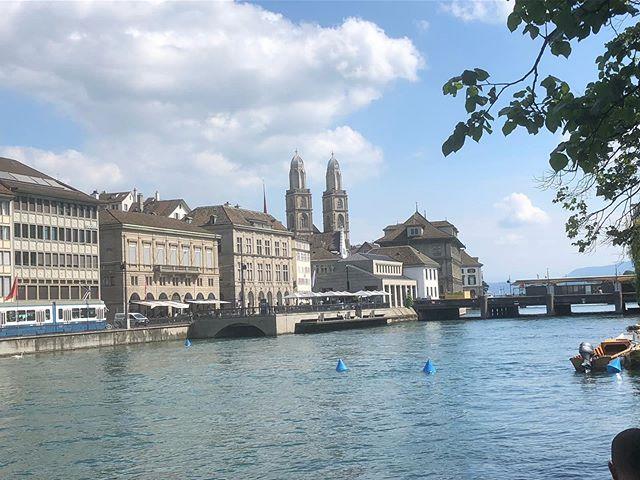 #Zürich #Switzerland #ZurichSwitzerland #LimmatRiver