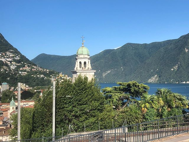Have you heard the song 🎶Lugano Rocks🎶? #Lugano #LuganoLake #Switzerland #switzerland_pics