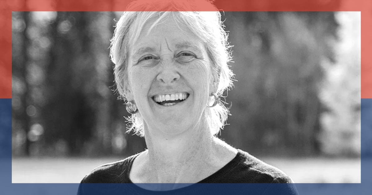 Dr. Ann Diamond - Independent Candidate (WA-12)