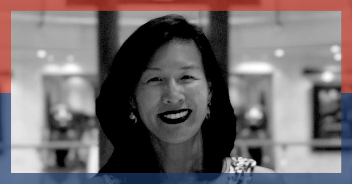 Lena Eng - Chapter Leader, Unite America