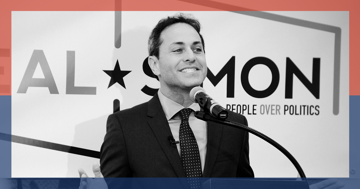 Neal Simon - Independent Candidate for US Senate (MD)