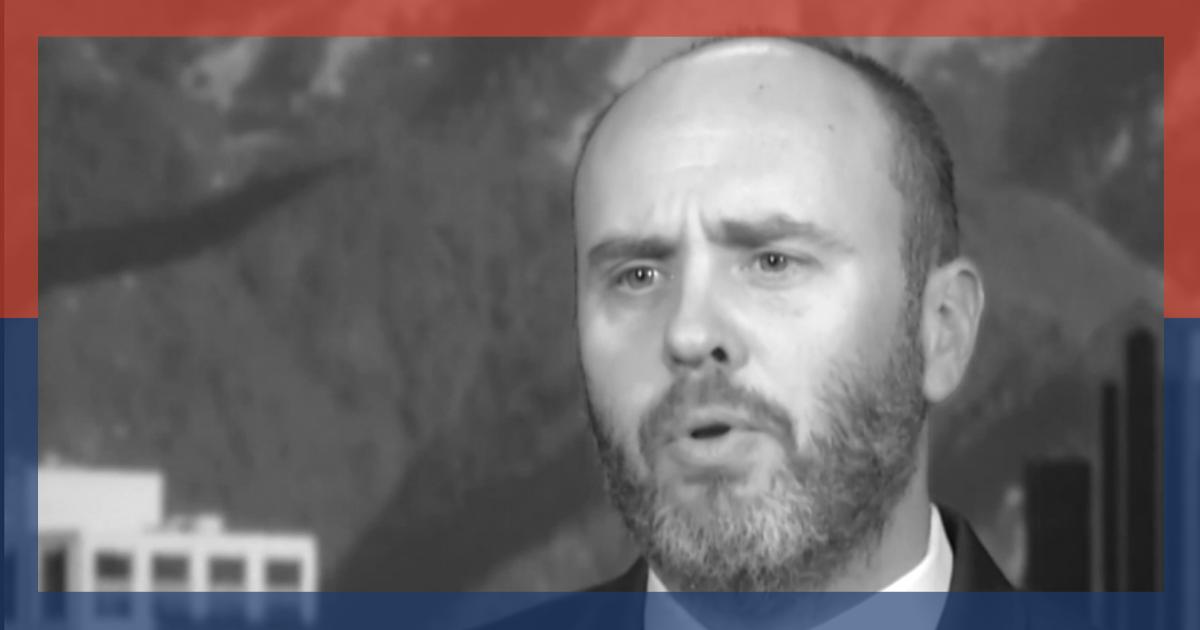 Reed Galen - Chief Strategist, Serve America Movement