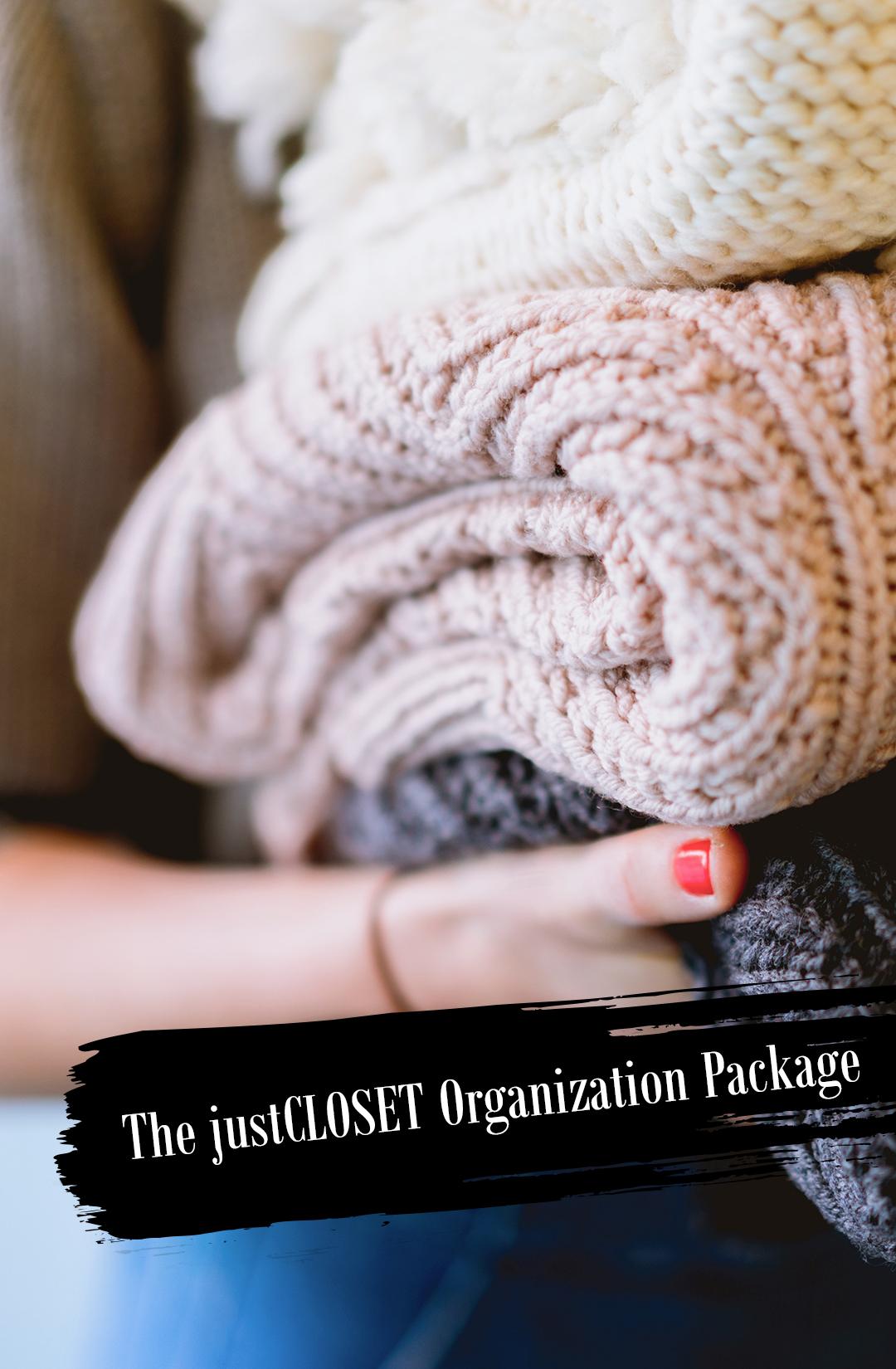 The justCLOSET Organization Package.jpg
