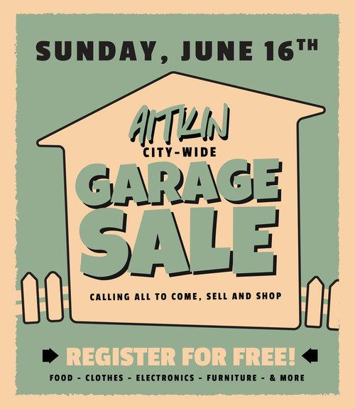 Garage Sale — Make it Count Festival