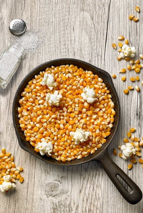 Colorado Jack Kernels - NET WT 20 OZ (567g)Our legendary kernels are a classic, popping up big and fluffy with a great crunch. We call this the movie star of popcorn.
