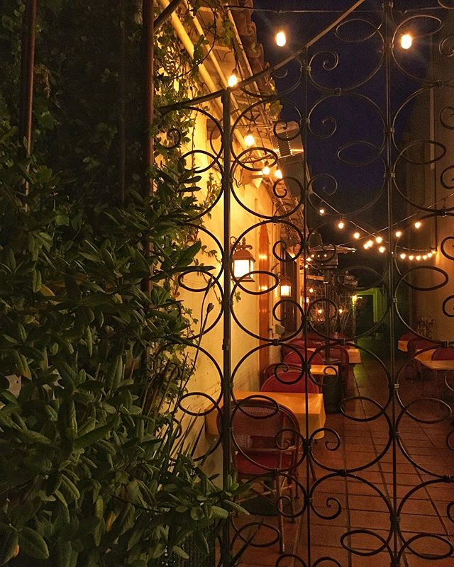 Twinkle lights, vines and tucked in cozy corners. Magical evenings in new unexplored worlds... ✨ ✨ ✨