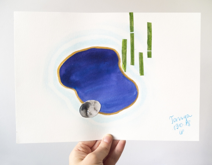 Gosia Poraj-artist-the bright works project/tanya