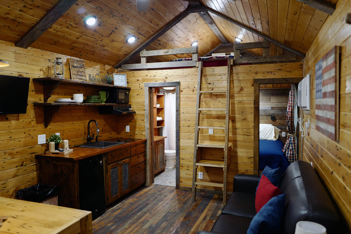 Beautiful YetRugged Interiors -