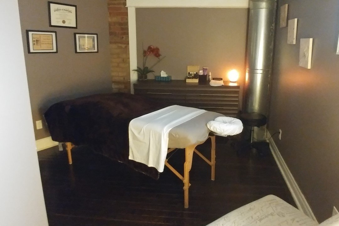 This is where you will experience the best massage therapy in Hamilton!