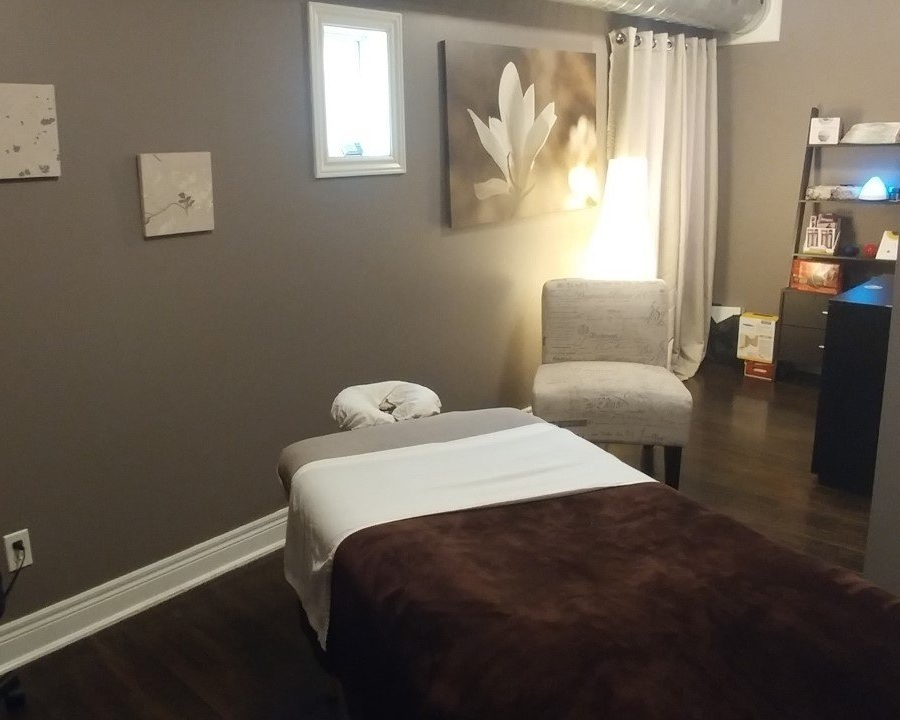A relaxing, rejuvenating and healing space.