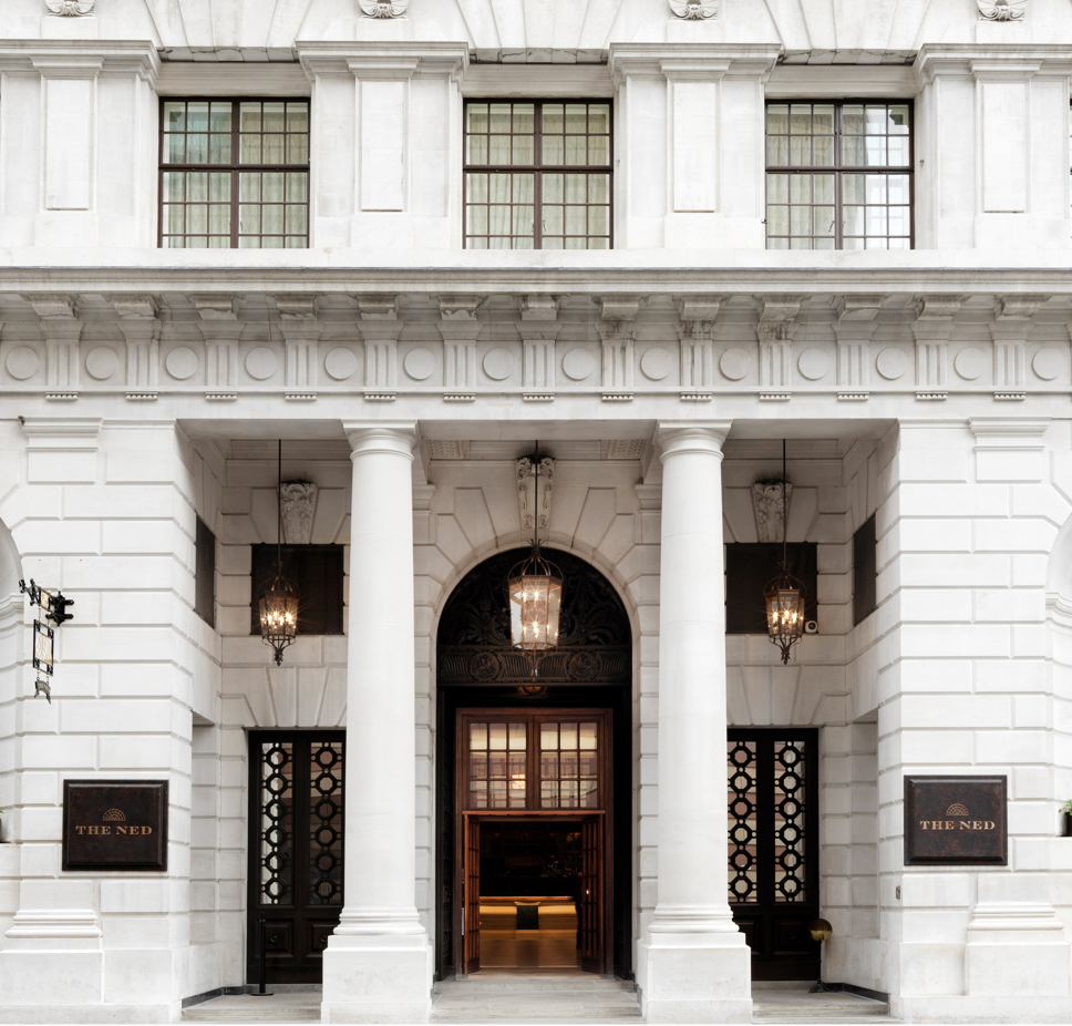Agency Summit takes place at  The Ned  in the City of London. It's one of London's most epic conference venues.