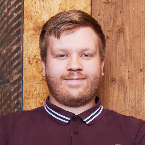 "Dan Fox –  Head of Production,  Studio Output   ""It's really inspiring and useful to meet other people from different agencies. You can learn from them, and they can learn from you. Brilliant!"""