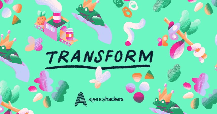 January 24th 2020  – Transform. How do you change your agency – and stay in business? Hear from people who've reinvented their agency and survived to tell the tale.