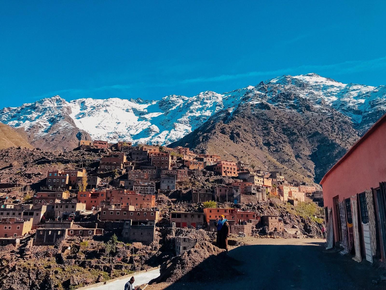 Imlil, Atlas Mountains