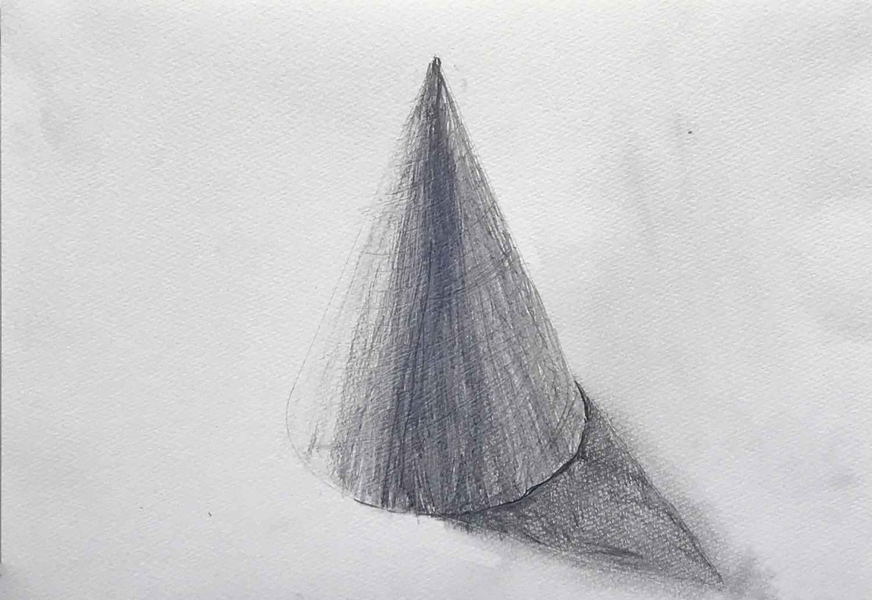 Image:「陰影」デッサン