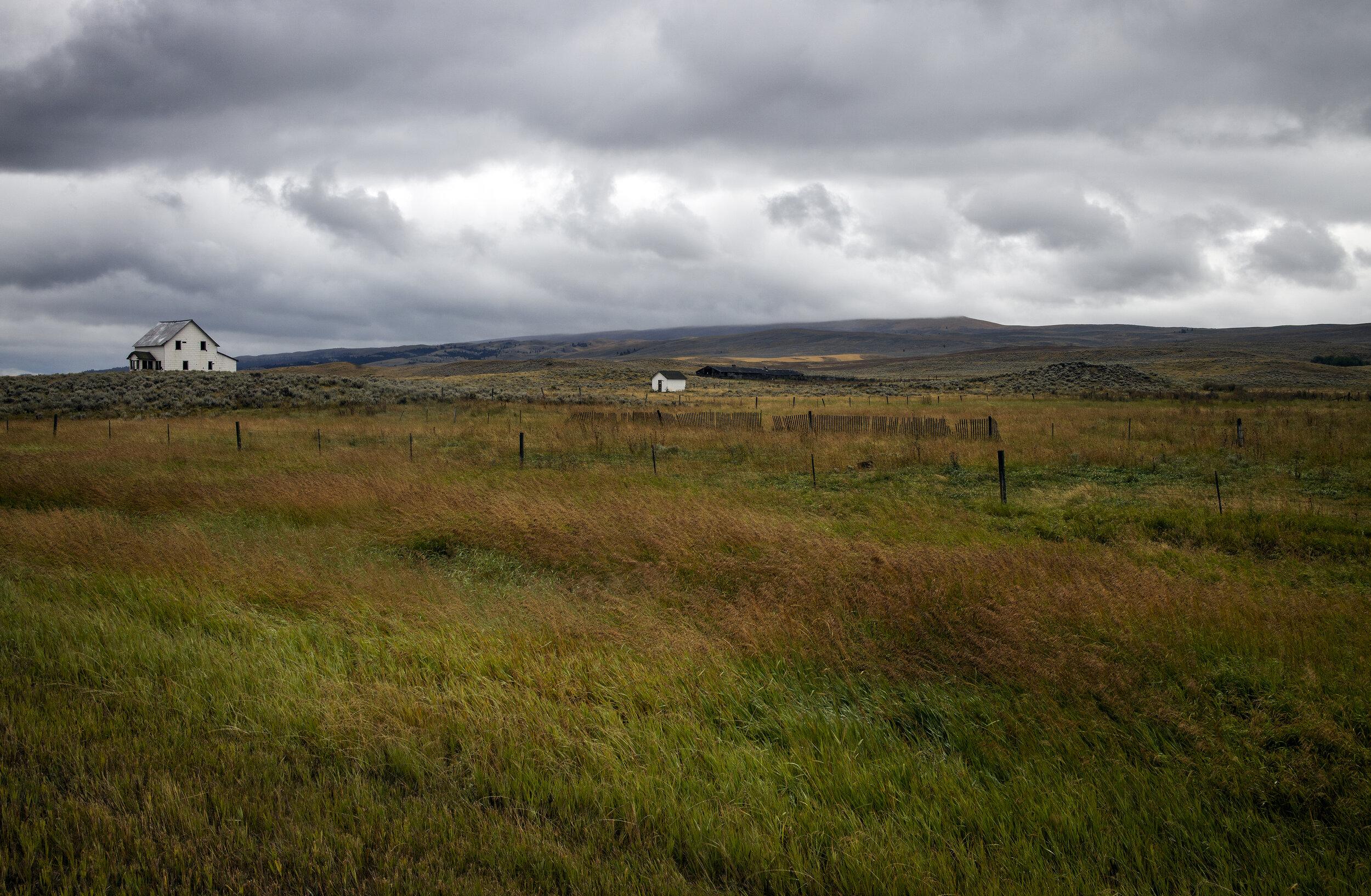 Last Farm - photograph