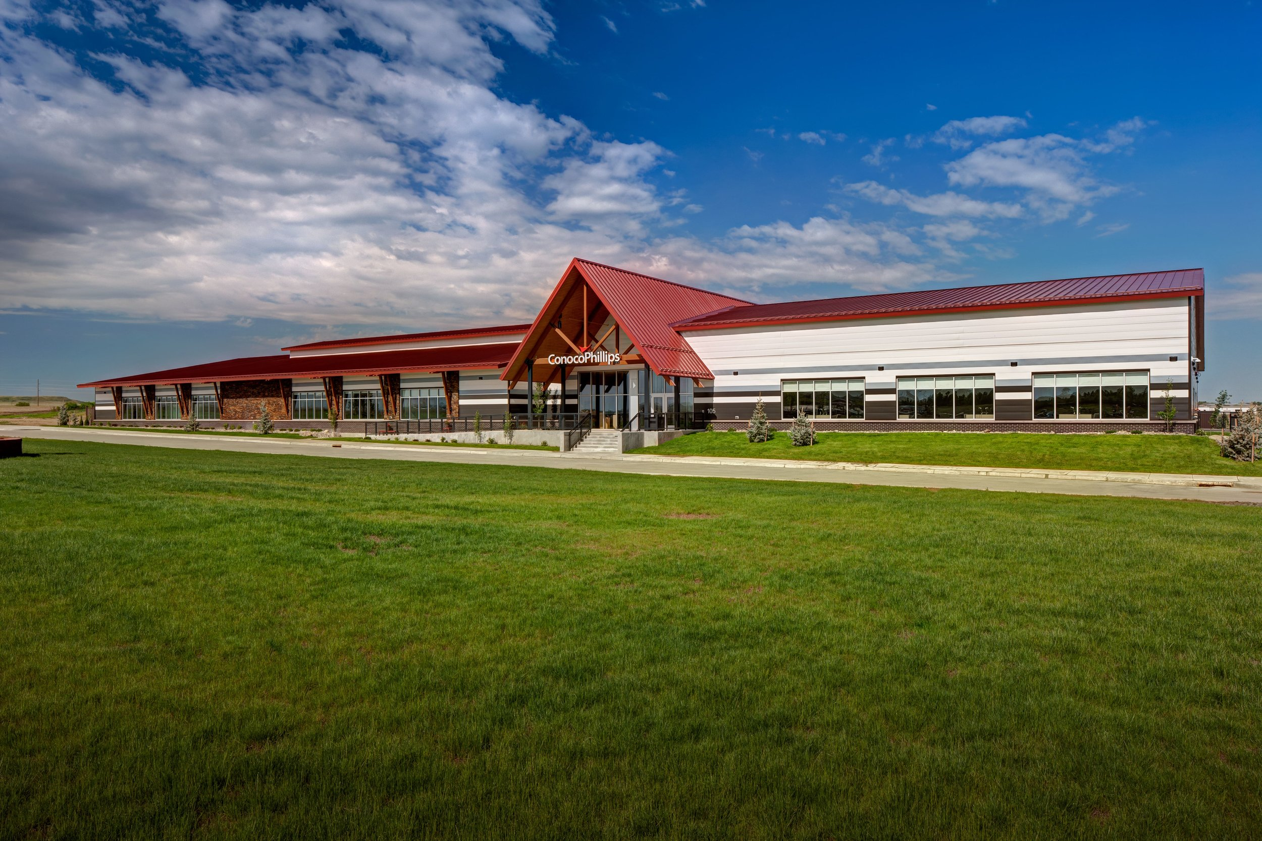 ConocoPhillips Watford City Field Office - Watford City, ND