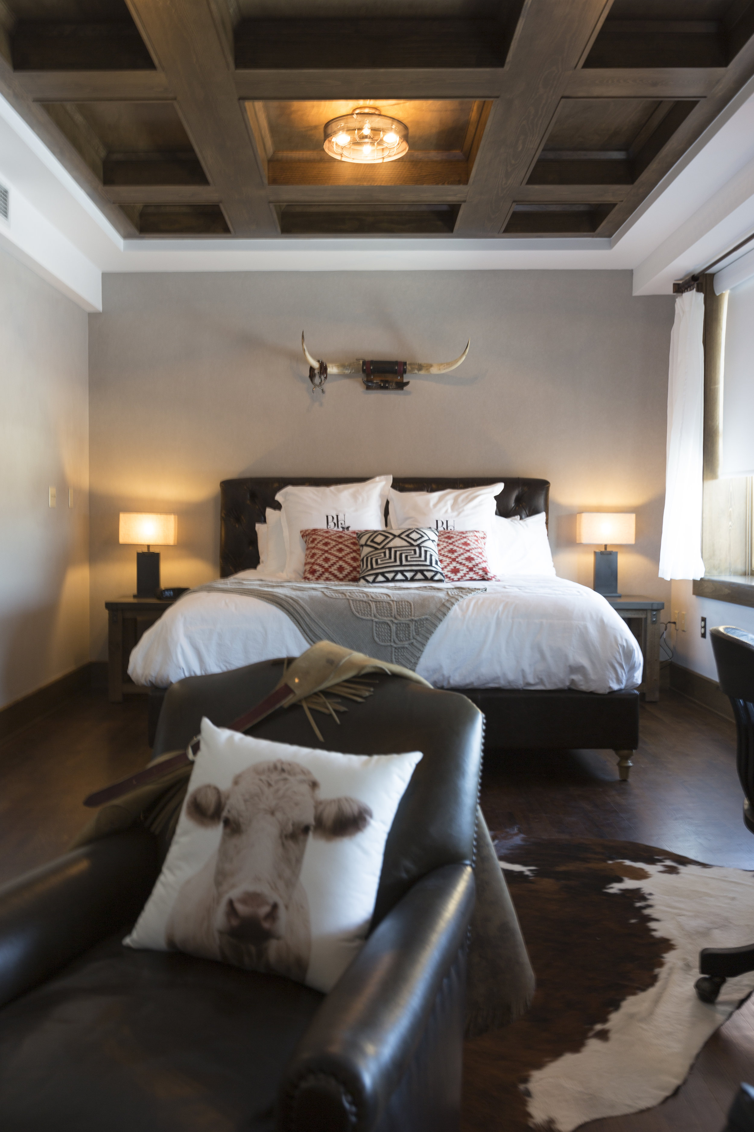 PW Boarding House - Ranch Room - Pawhuska, OK