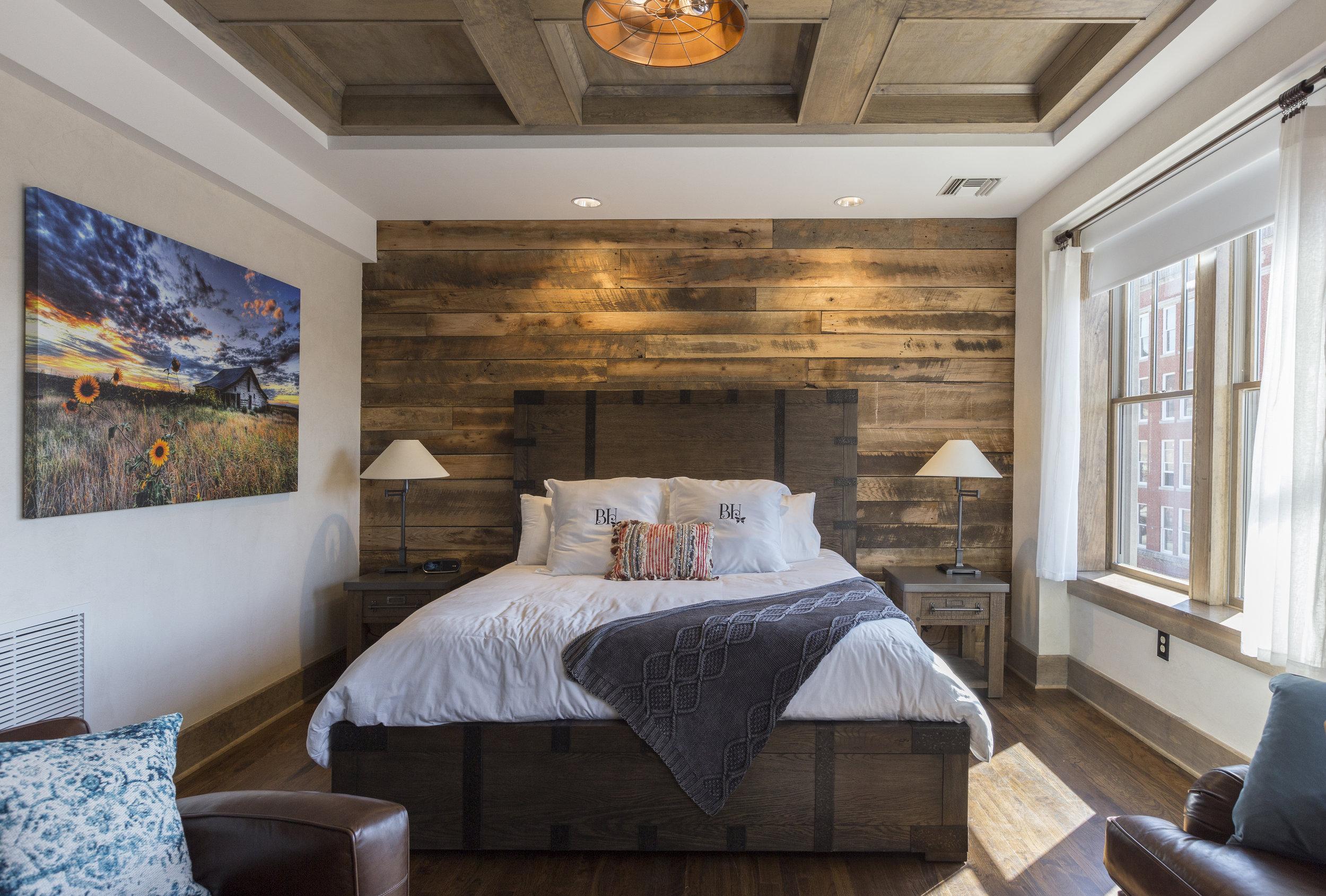 PW Boarding House - Prairie Room - Pawhuska, OK