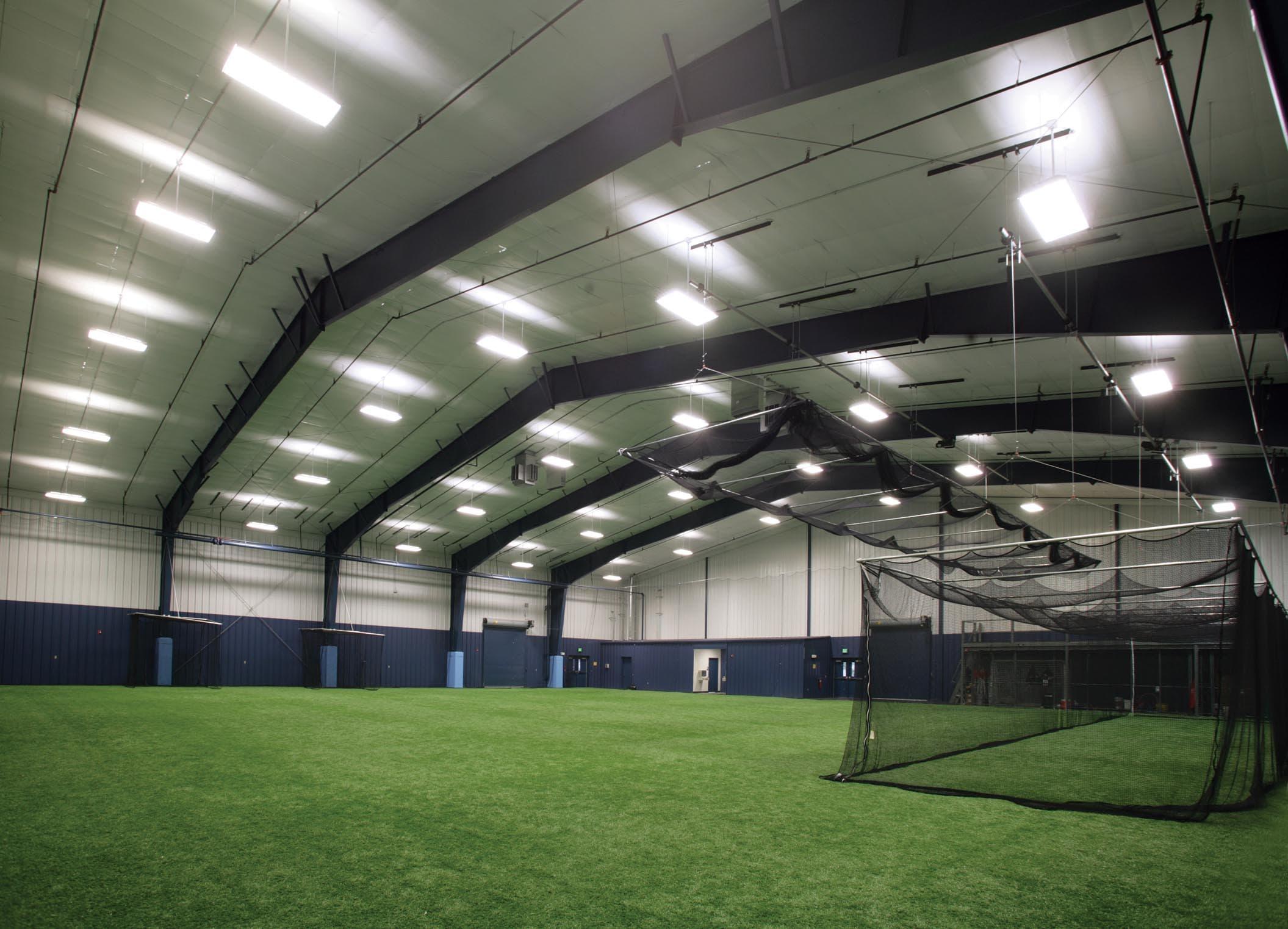 BPS - Indoor Practice Facility
