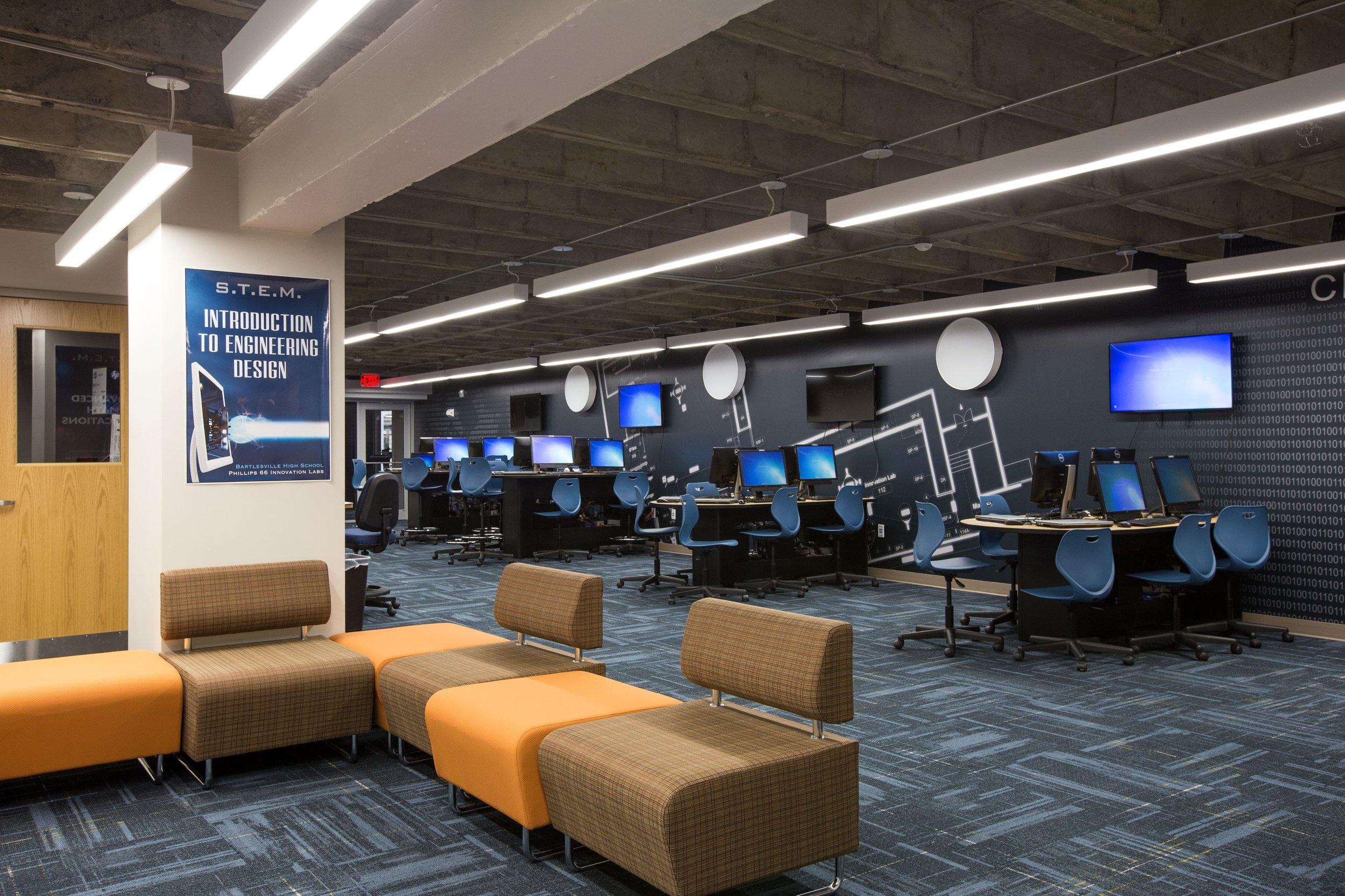 BPS- High School STEM Lab