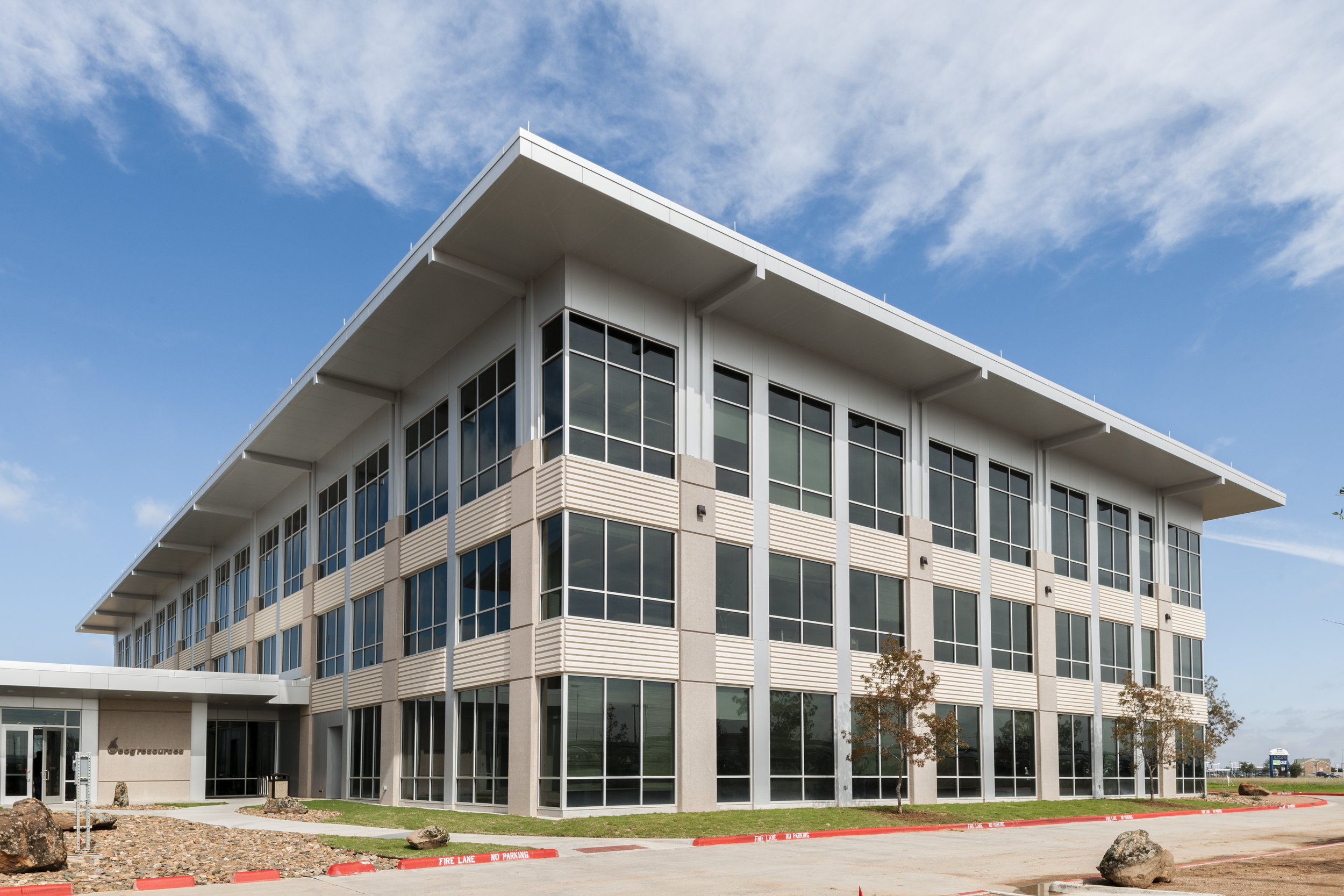 EOG Resources Building II- Midland, TX