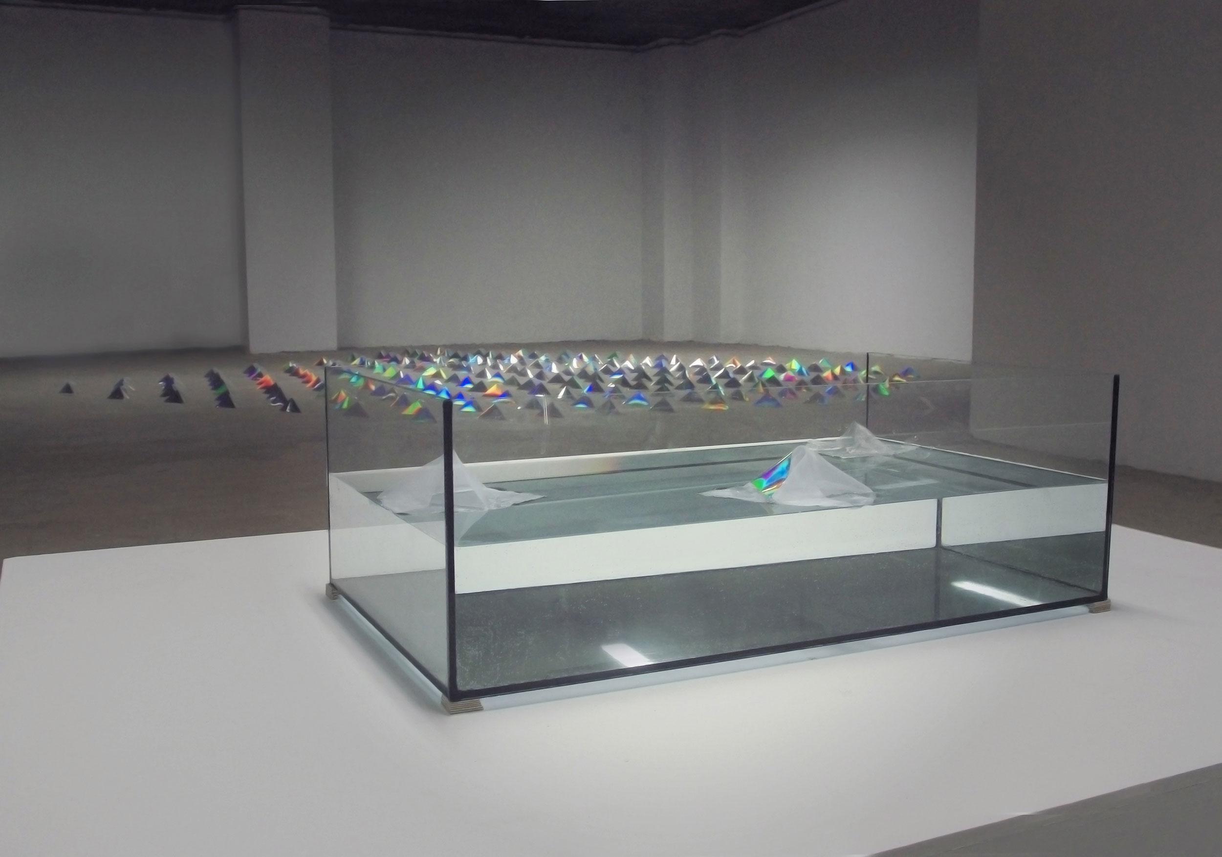 (3)  Aquarium , 2011