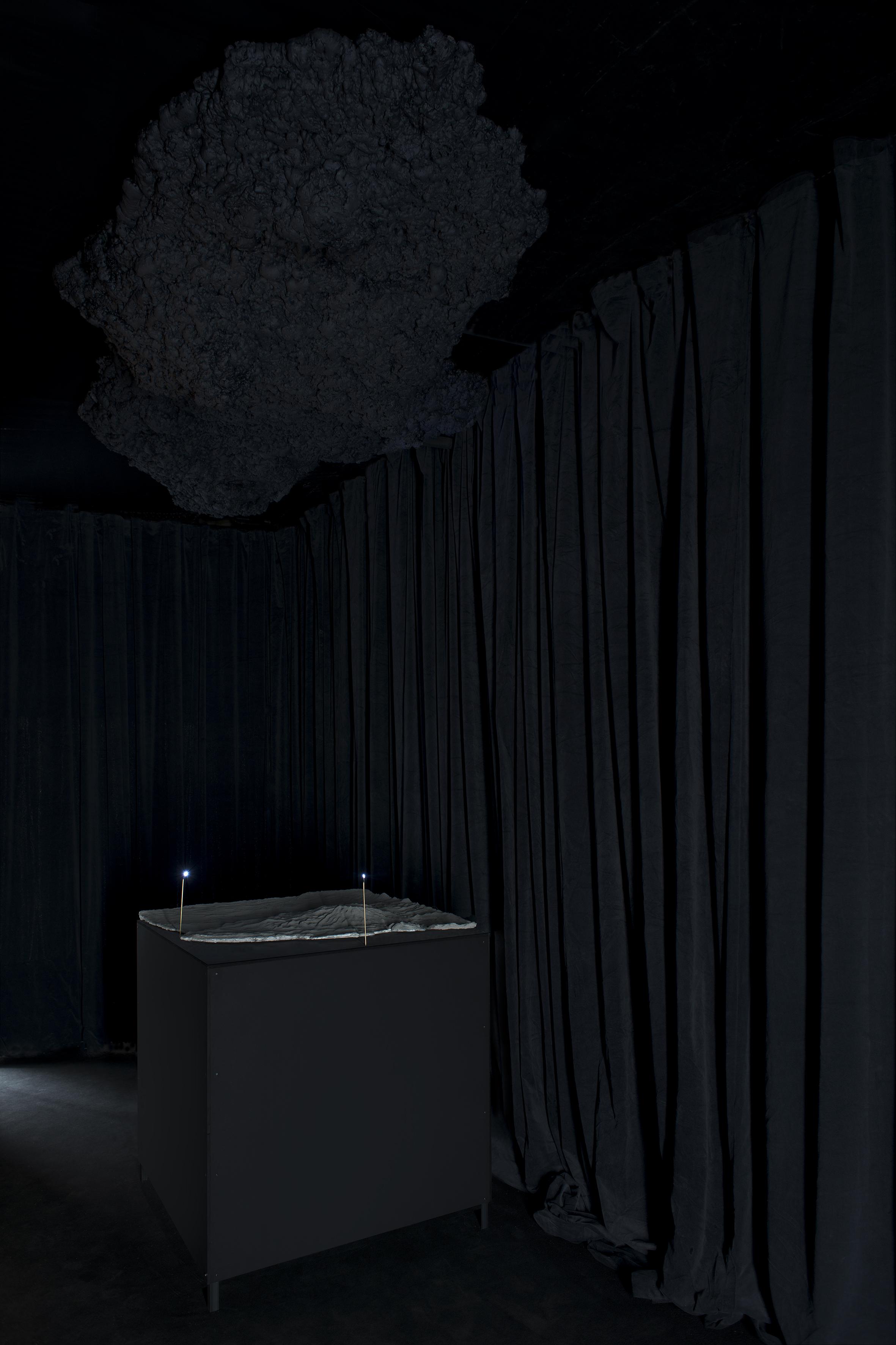 (6) Volcan  (11) Trou Noir