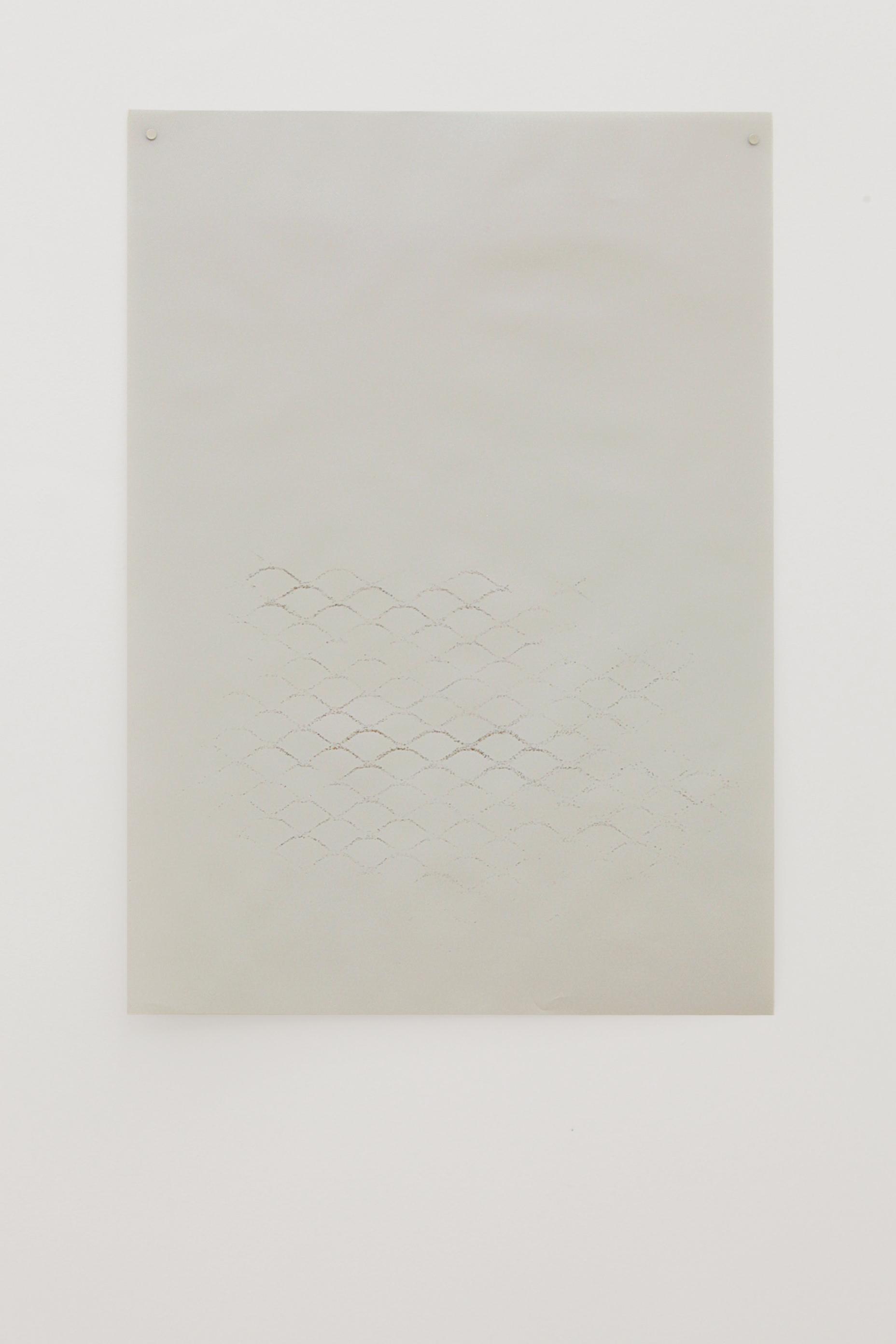 (3)  Rust Print I , 2015