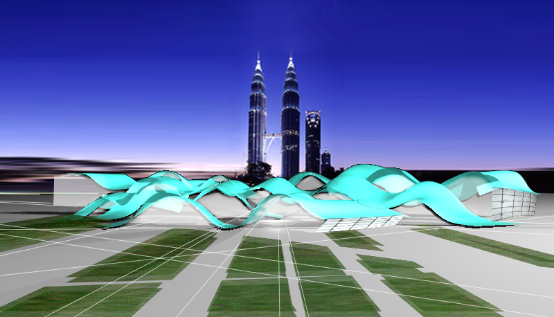 KLCC Proposal - Kuala Lumpur, Malaysia
