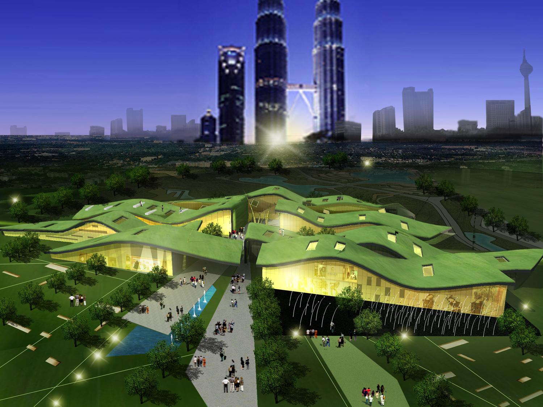 KLCC - Proposal, Kuala Lumpur, Malaysia