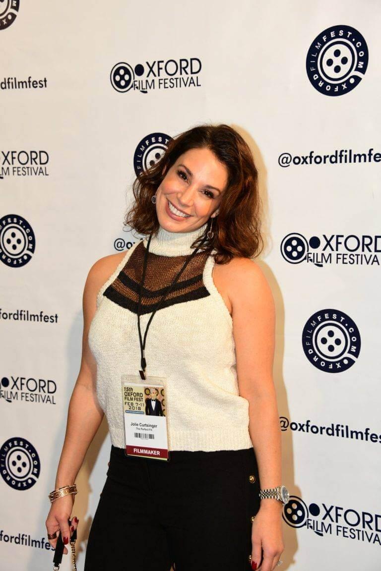 Oxford Film Festival - Jolie Curtsinger