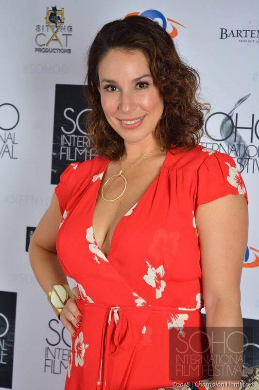 Soho International Film Festival - Jolie Curtsinger