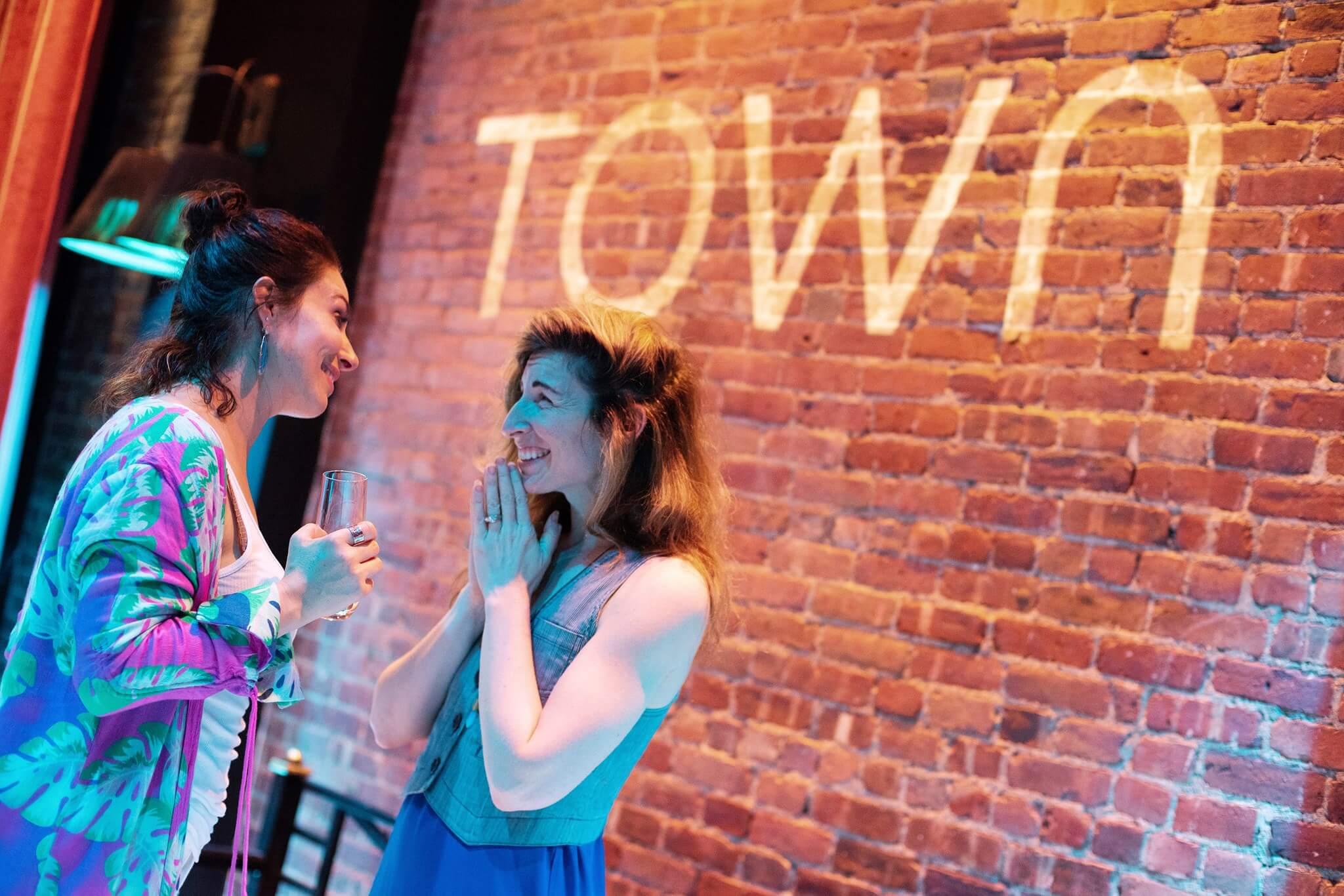 Town Stages, Project W Teatre Festival - Jolie Curtsinger